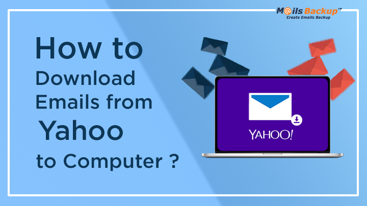 download yahoo email to computer